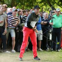 McIlroy crashes out at Wentworth