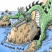 South China Sea disputes test China's peaceful rise