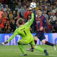 Brilliant Messi scores pair in victory