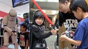 [VIDEO] Star Wars Day in Japan, May 4, 2015
