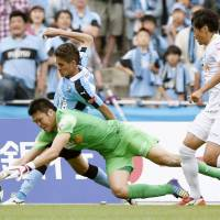Streaking Sanfrecce beat Frontale for fifth straight win
