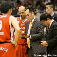 'Coach Crusher' likes Hamamatsu's chances going into Final Four