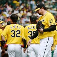Messenger, agent disappointed with how Hanshin handled demotion