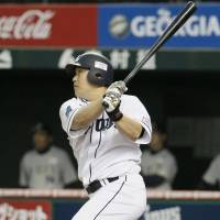 Nakamura powers Lions past Buffaloes