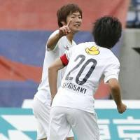 Doi lifts Antlers past FC Tokyo