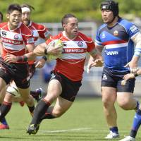 Japan beats S. Korea to clinch Asia Rugby Championship