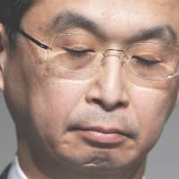Takata CEO indicates he will stay on despite air bag scandal