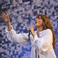 Florence and the Machine finds uplift in heartache