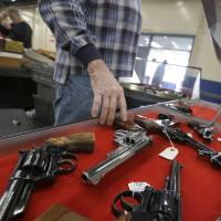 In U.S. politics, gun control still a dead issue