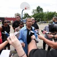 Detroit neighborhood said afraid to speak up after block party shooting kills one, wounds 11