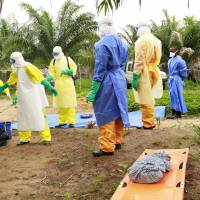 Ebola not abating in Guinea, resurging in Sierra Leone as travel, burial rules are ignored