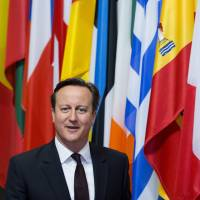Cameron tells EU new terms needed