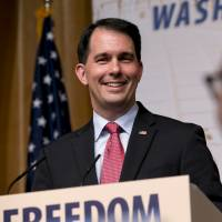 Some Republican presidential hopefuls condemn high court's ruling on gay marriage