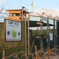U.S. breaks pause in transfers, sends  six Guantanamo detainees to Oman