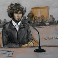 Boston Marathon bomber issues first apology, praises Allah, is condemned to death