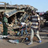 Girls with bombs kill 30 at Nigeria mosque; jihadis feared detonating abductees remotely