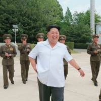 North Korea's Kim hails latest rocket test as 'fresh milestone'