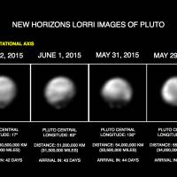 Spacecraft on nine-year journey to reach Pluto in just four weeks