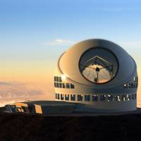 'Protector' arrested as workers try to reach giant telescope atop Hawaiian-cherished Mauna Kea