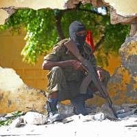 Mogadishu intelligence base foils attack by Shebab trio
