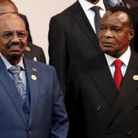 South African court orders indicted Sudanese president not to leave