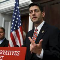 Republicans hunt for cooperative Democrats for expected Friday U.S. trade vote