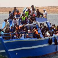 Tunisia rescues 356 Italy-bound migrants stranded off southeast coast