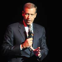 Disgraced star news anchor Brian Williams replaced by Holt, shunted off to cable's MSNBC