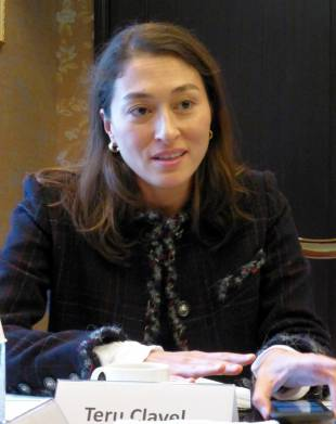 Teru Clavel Clavel is a consultant, researcher and writer who specializes in education. She advises families and schools and has conducted numerous studies on international and multicultural education. Clavel holds a Bachelor of Arts degree in Asian studies from Dartmouth College and a Master of Science in global and international education from Drexel University, with a concentration on Japan and China. She is certified in early childhood development and parent effectiveness training.
