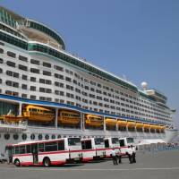 Nagoya struggling to woo foreign cruise liners