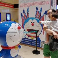 Success of Doraemon film in China reflects thaw in ties with Japan: expert