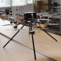 Drone being developed to fly autonomously inside Fukushima reactor buildings