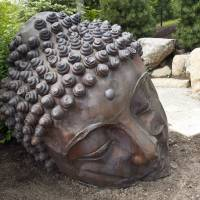 Grand Rapids debuts serene Japanese garden featuring sculpture, tea
