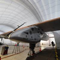 Pilot: Solar Impulse 2 faces 'moment of truth' waiting for weather window out of Japan