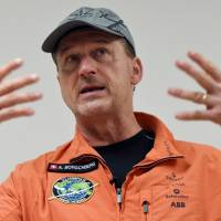 'Question marks' hang over Solar Impulse mission, pilot says