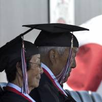 Japanese-American World War II internees in U.S. finally get high-school graduation