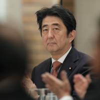 Abe quandary: How to court Putin and still maintain sanctions over Crimea