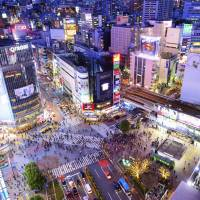 Shibuya might close streets to cars on weekends again