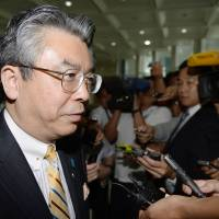 Abe-Park summit could come in September, deputy minister says