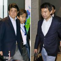 Abe and Hashimoto's political dance will have to avoid stepping on any toes
