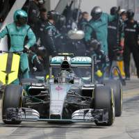 Rosberg wins Austrian GP ahead of Hamilton