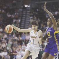 Rookie Tokashiki coming on strong for Storm