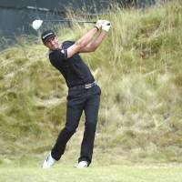 Stenson, Johnson lead U.S. Open