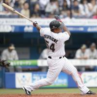 Despaigne powers Marines past Buffaloes