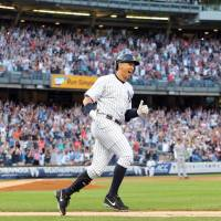 A-Rod belts home run for 3,000th hit