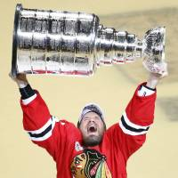 Blackhawks capture third title in six years