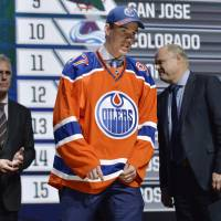 McDavid goes No. 1 to Oilers