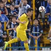 Eduardo header gives Reysol first home victory of season