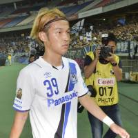 Halilhodzic places hopes in Usami for Japan's World Cup qualifier