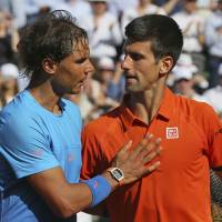Djokovic ends Nadal's reign, routs nine-time champ